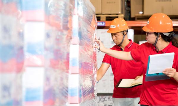 1000㎡平米食品标准级仓库